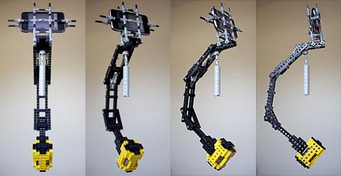 Lego steadicam
