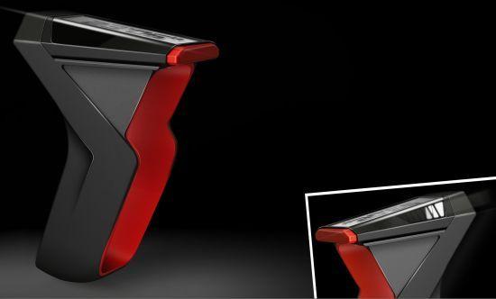 Nike's StrapHand Pedometer (2)