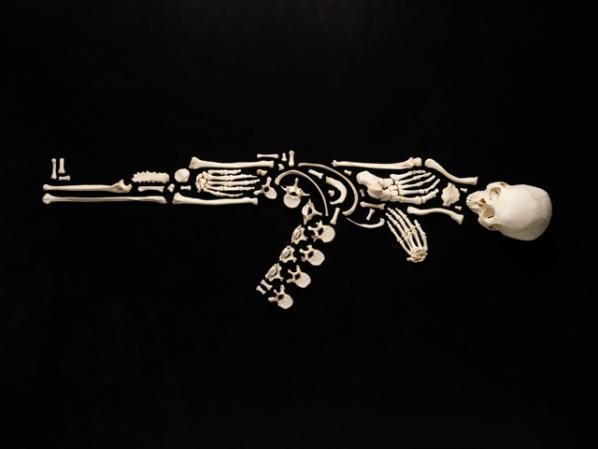 Real Skeleton Art (2)