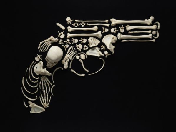Real Skeleton Art (6)