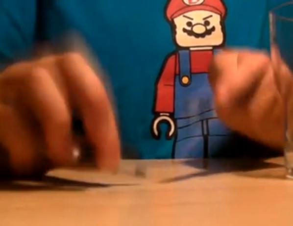 Super Mario Pencil BeatBox