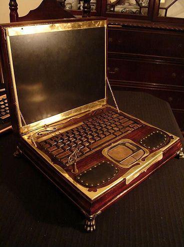 Victorian Laptop
