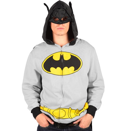 batman costume hoodie thumb