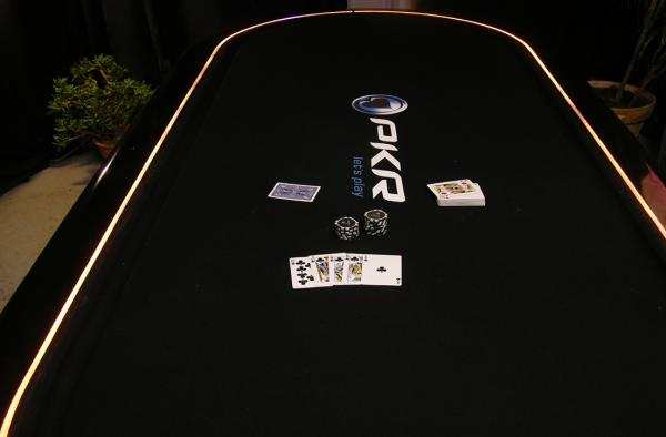 gaming poker dining table lee j rowland