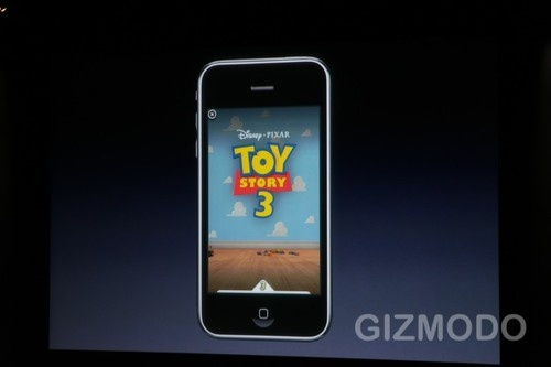 iphone os 4.0 toystory