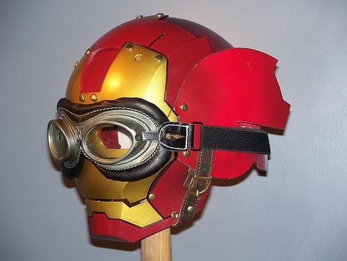 iron man helmet 1
