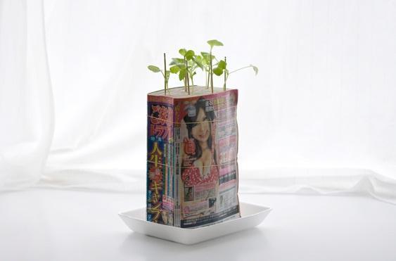 manga comics planters 3