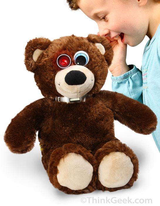 tell me your secrets bear