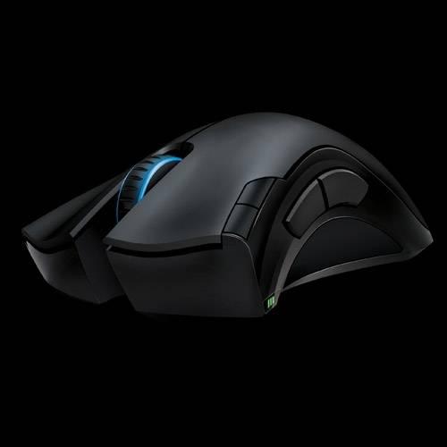 4 razer mamba laser mouse