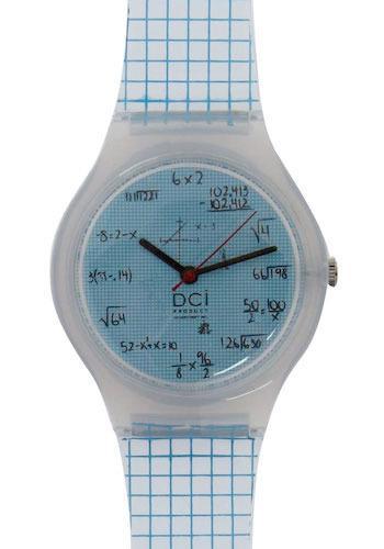 A Watch Concept Math Geeks Will Dig