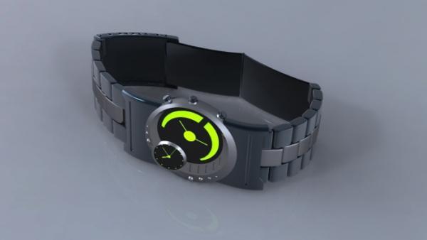 Atlantis Vault watch