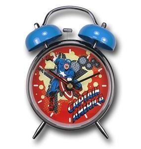 Captain America Alarm Clock