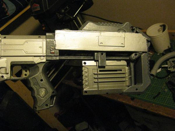 Cool HALO Rifle