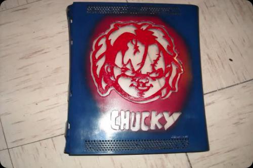 Evil Chucky Takes Over Xbox 360 (3)