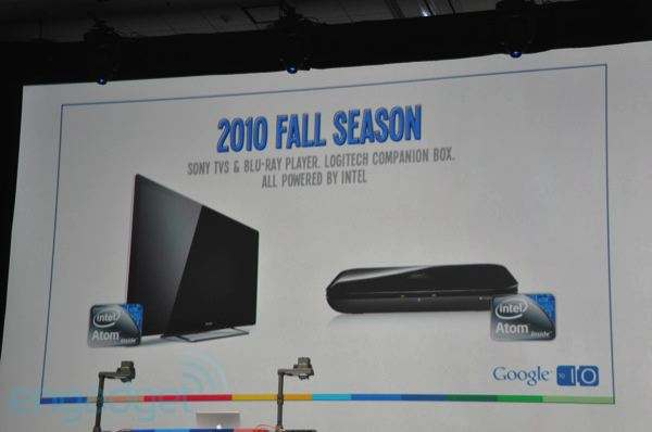 Google TV availability