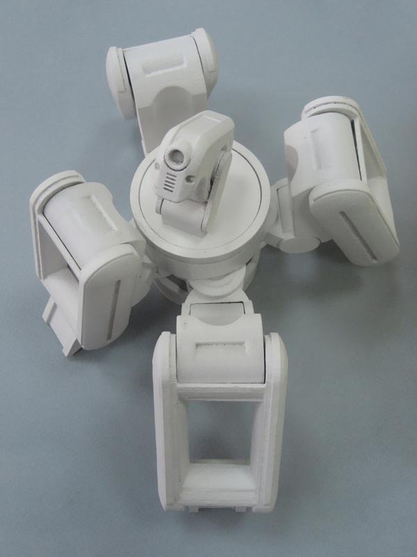 Isopod Robot-rescuer2