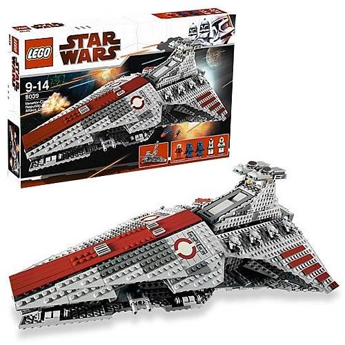 LEGO 8039 Star Wars Venator-Class Republic Attack Cruiser