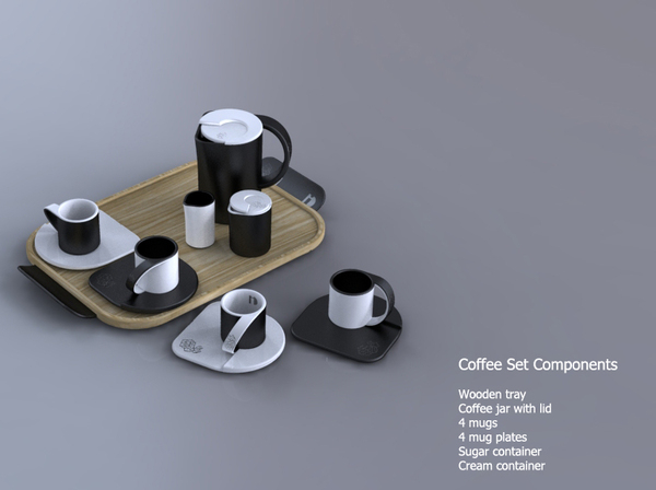 Memorial Coffee Set2