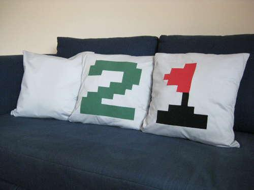 Musical Minesweeper Pillows (2)