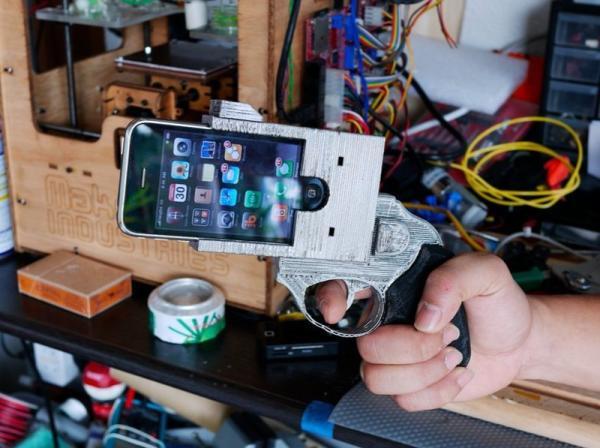 Revoler iPhone case