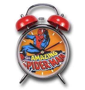 Spider Man Alarm Clock