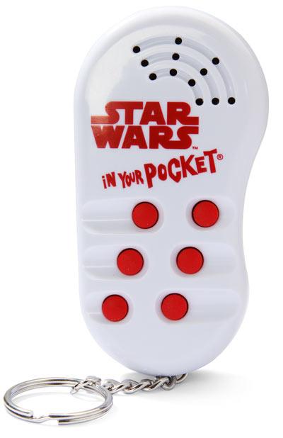 Star Wars In Your Pocket keychain