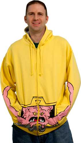 Teenage Mutant Ninja Turtles Krang Hoodie1