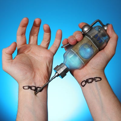bioshock even syringe toy