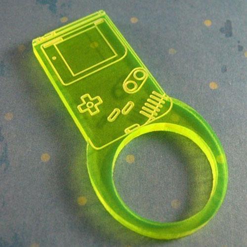 game boy ring
