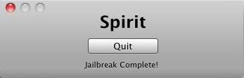 jailbreak ipad 3g spirit