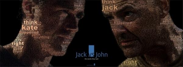john vs locke lost images mosaic
