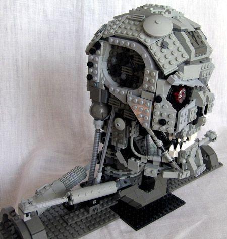 terminator lego model image 1