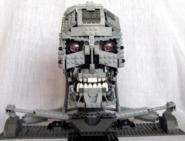 terminator lego model image 2
