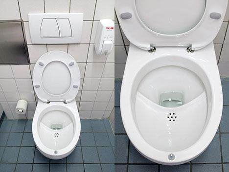 15 no mix toilet