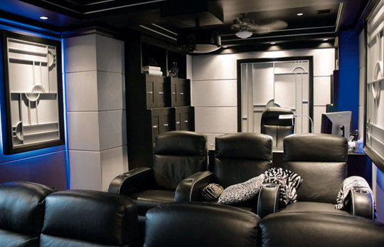 4 art deco home theater 2