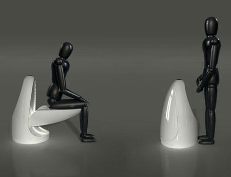 5 public toilet