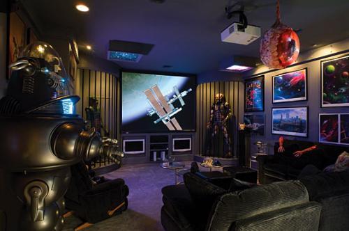 6 sci fi theater