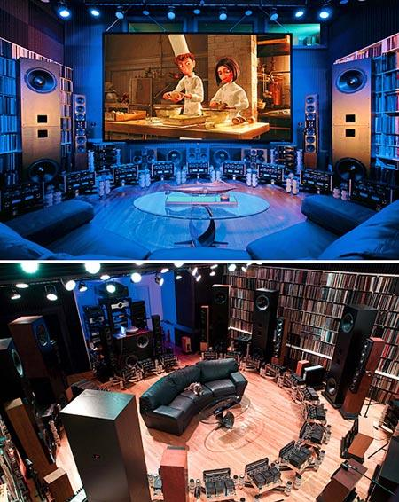 9 six million home theater