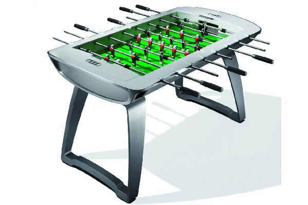 Cool Audi Foosball table