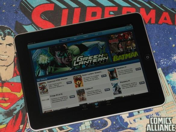DC Comics Go Digital So That Comic Books Are Available To The Masses!