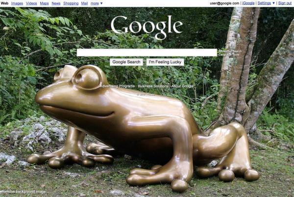 Otterness Frog Screenshot