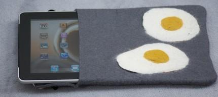 Protect your iPad with Bacon n' Eggs 3