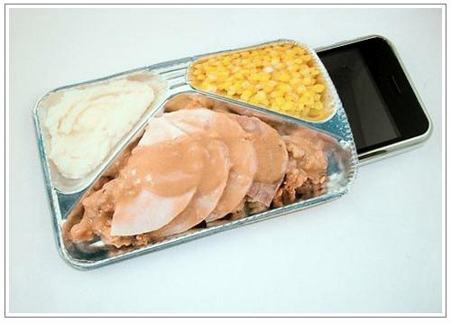 The Mouth Watering Retro TV Dinner case 2