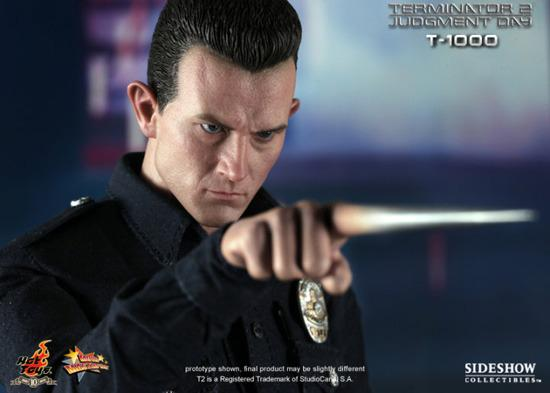 The T-1000 Figure