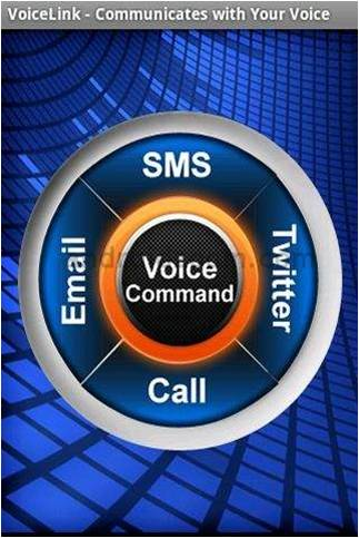Voice Link voice recognition android app