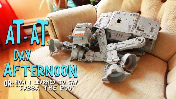 at-at day afternoon star wars story