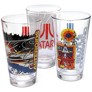 atari arcade glasses fathers day beer gadgets 2010