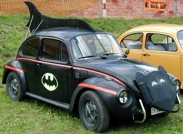 batmobile vw bug