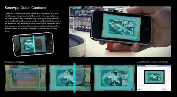 dutch customs scan iphone app image