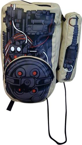 ghostbusters proton pack backpack geek theme